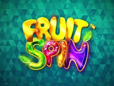 fruit spin slot netent