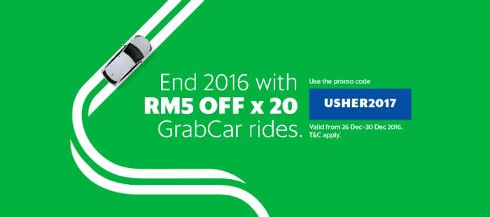 GrabCar Promo Code