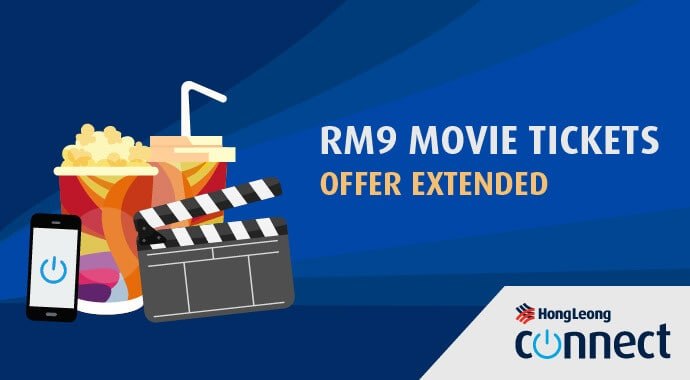 GSC RM9 promotion movie tickets