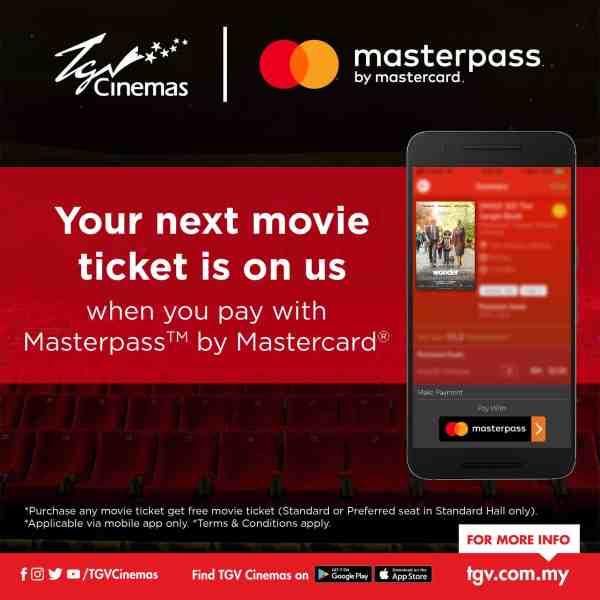 FREE TGV movie ticket