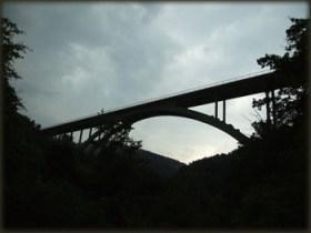Vijadukt preko Boljetinske reke