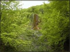 Prskalo, najneobičniji vodopad u Srbiji