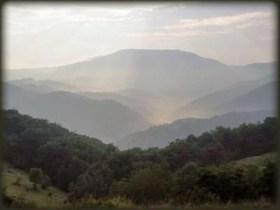 Pogled na Beljanicu sa istočne strane