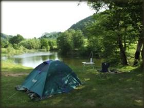 Kampovanje na Stolskom jezeru
