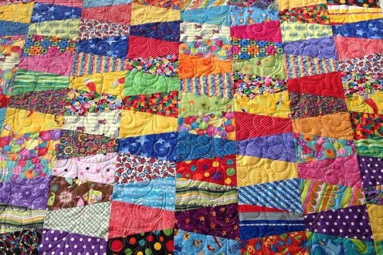 charity quilt 9