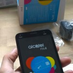 "REVIEW ALCATEL PIXI 4 ""5"""