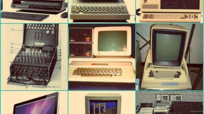 historia de la informatica corta