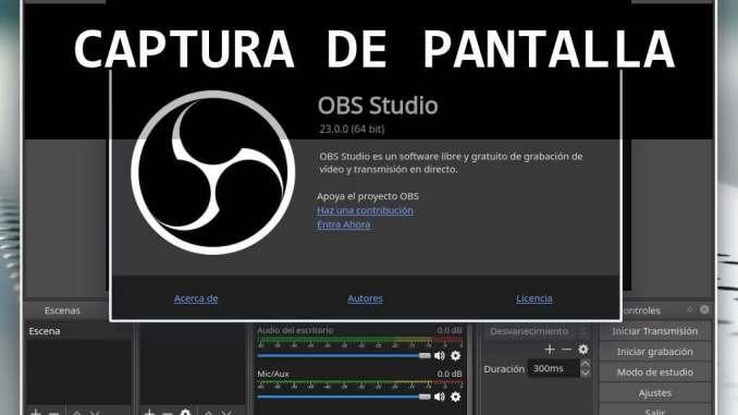 descargar osb studio español 2019