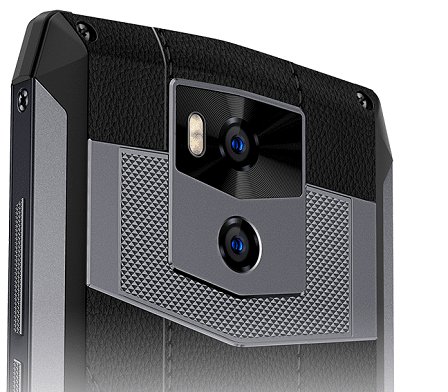 Ulefone Power 5 Phone Packs Dual Cameras Both Rear & Front