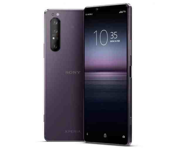 Sony launched flagship Xperia 1 II with 5G modem and ...