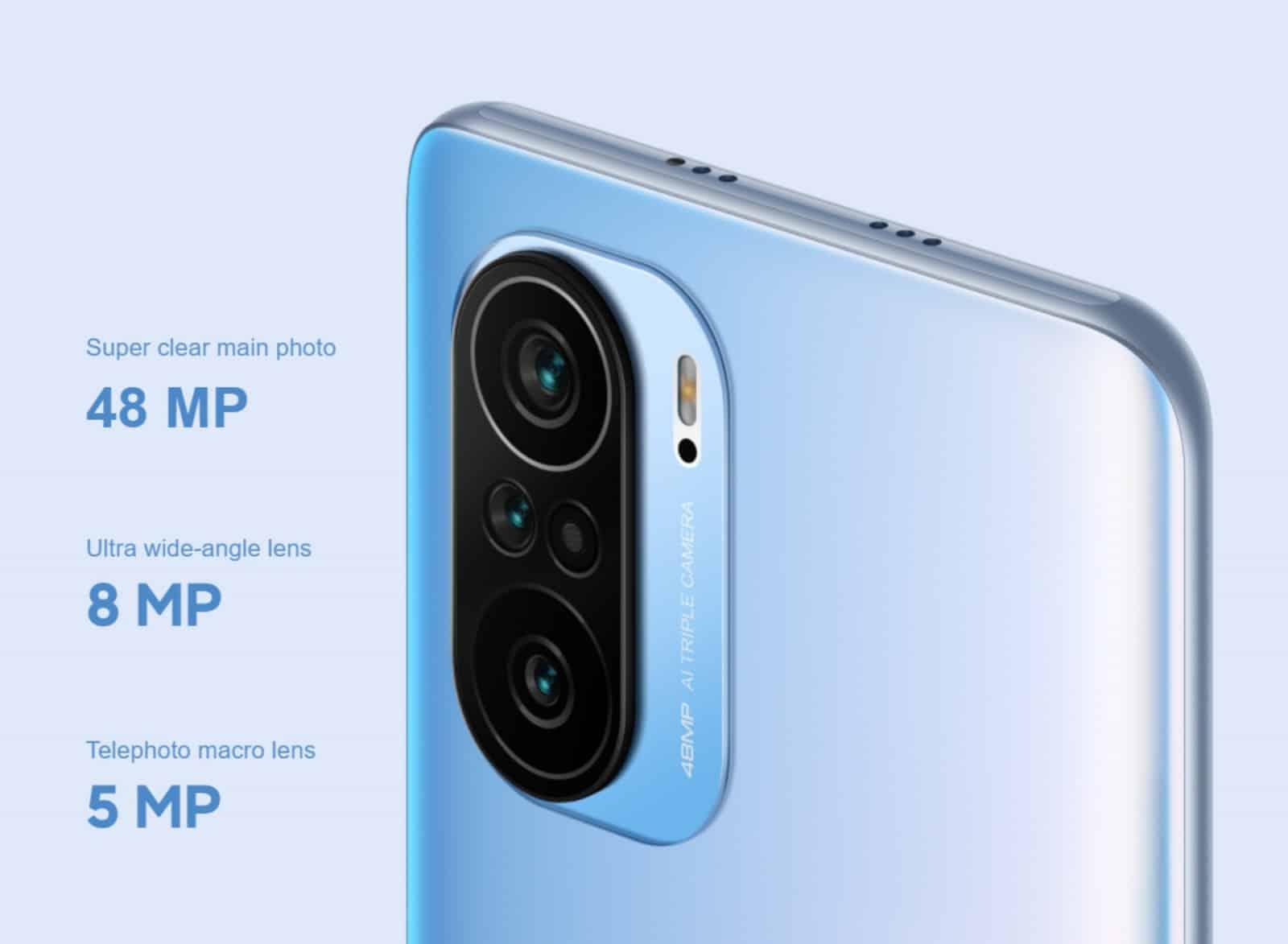 Redmi K40 Pro Plus camera