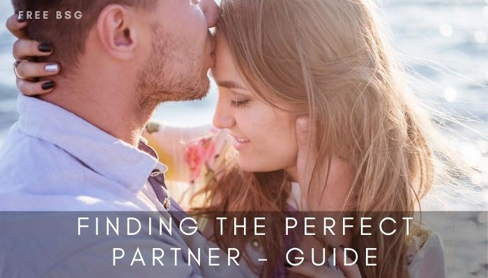 Finding The Perfect Partner - Quintessential Guide