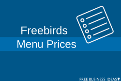 freebirds menu prices
