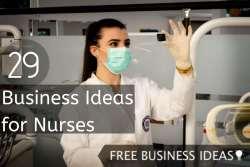 Business Ideas for Nurses