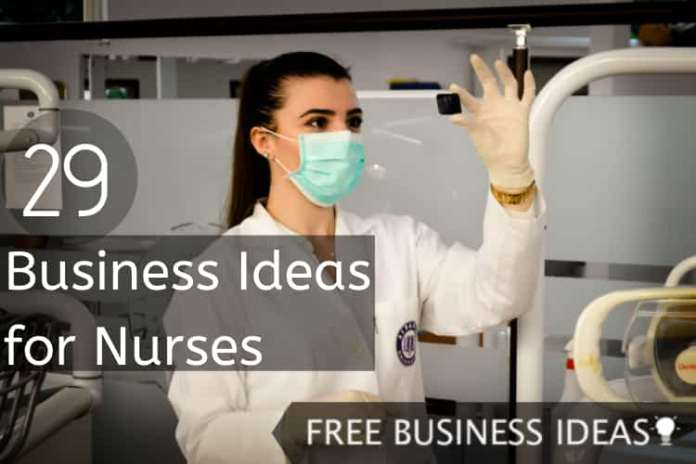 Business Ideas for Nurses