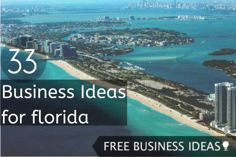 business ideas for florida