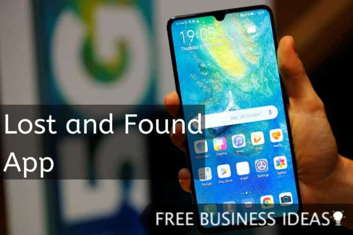 Lost and Found App