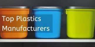 Top Plastics Manufacturers