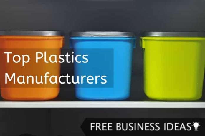 Top Plastics Manufacturers