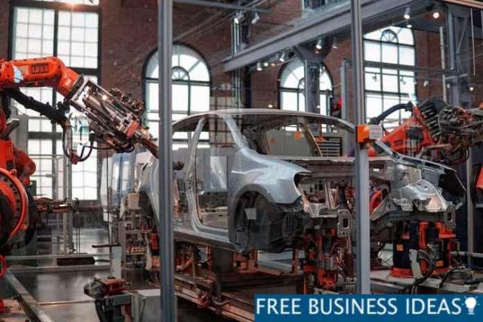 lean manufacturing companies