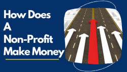 how does a non profit make money