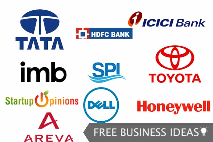 top it companies in world