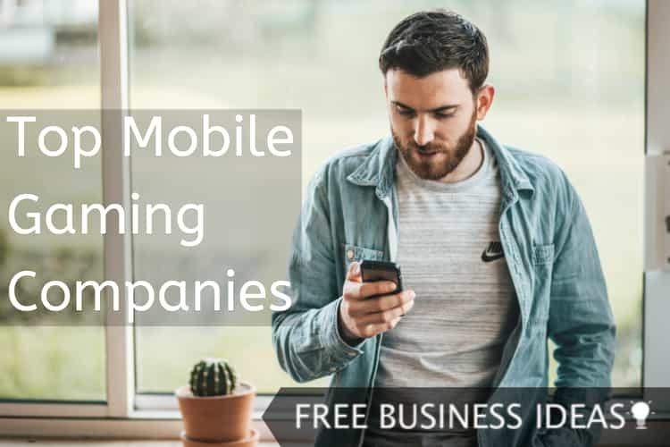 top mobile gaming companies