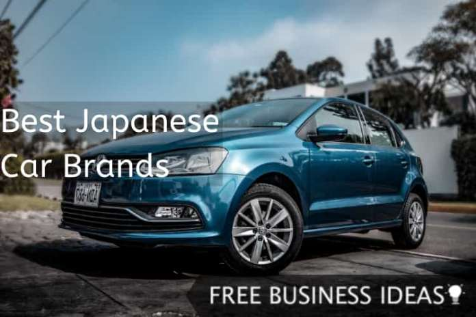 Best japanese Car Brands