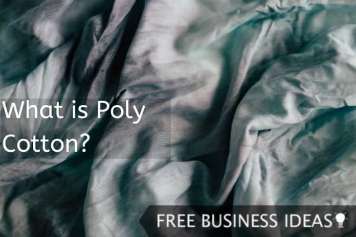 What is Poly Cotton_