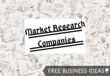 market research companies