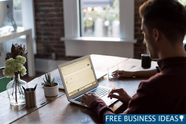 Doing online business