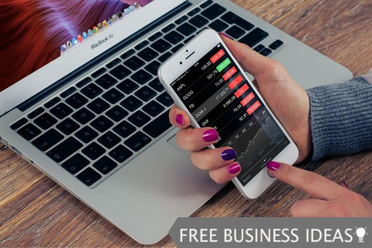 Stock marketing App