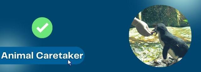 Animal Caretaker