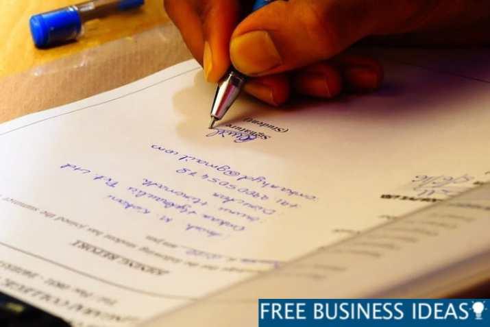Draft a Business Plan
