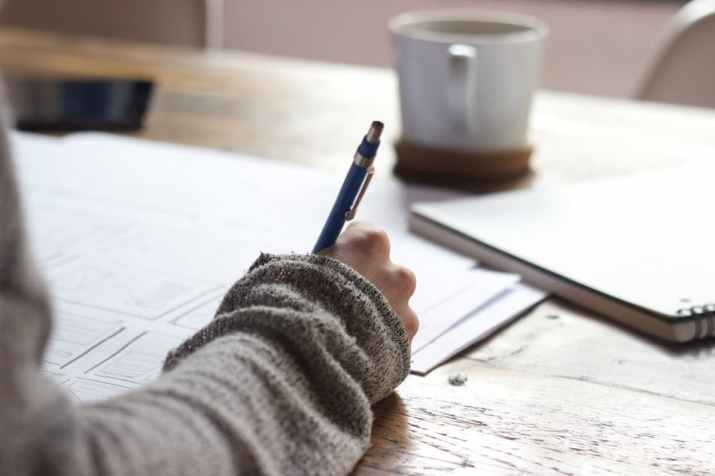 Writing the stretegy