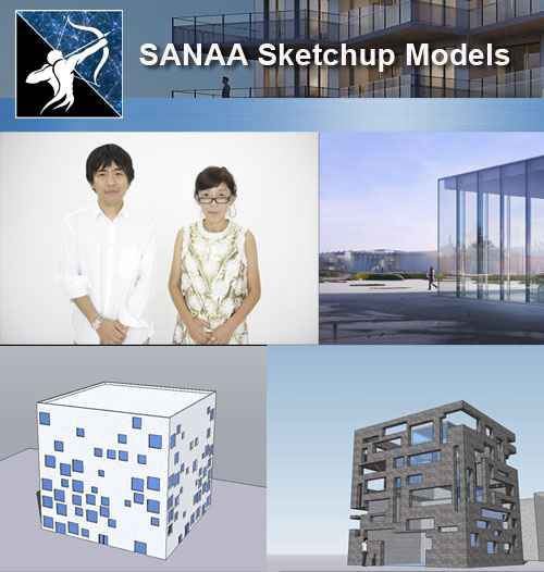 dbf894e6de This Sketchup 3D CAD models collection can be used in your 3D design  drawings(Sketchup,Autocad,3D max,Revit).