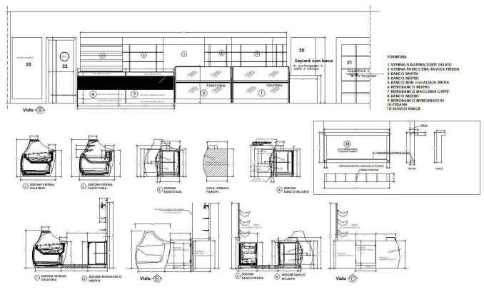 ★【Shopping Centers,Store CAD Design Elevation,Details Elevation  Bundle】V 5@Shopping centers, department stores, boutiques, clothing stores,  women's