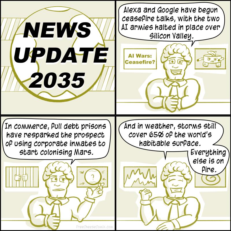 News Update 2035