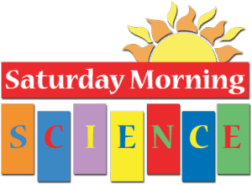 Saturday Morning Science logo - University of Missouri, Coumbia MO