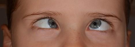 eyeroller personality type - boy crossing his eyes