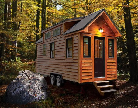 Easy to Build Tiny House Plans