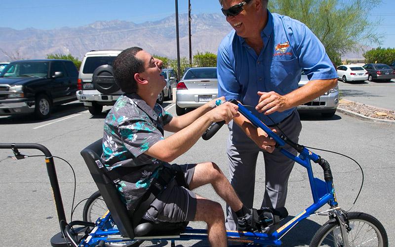 Freedom Concepts Adaptive Bikes