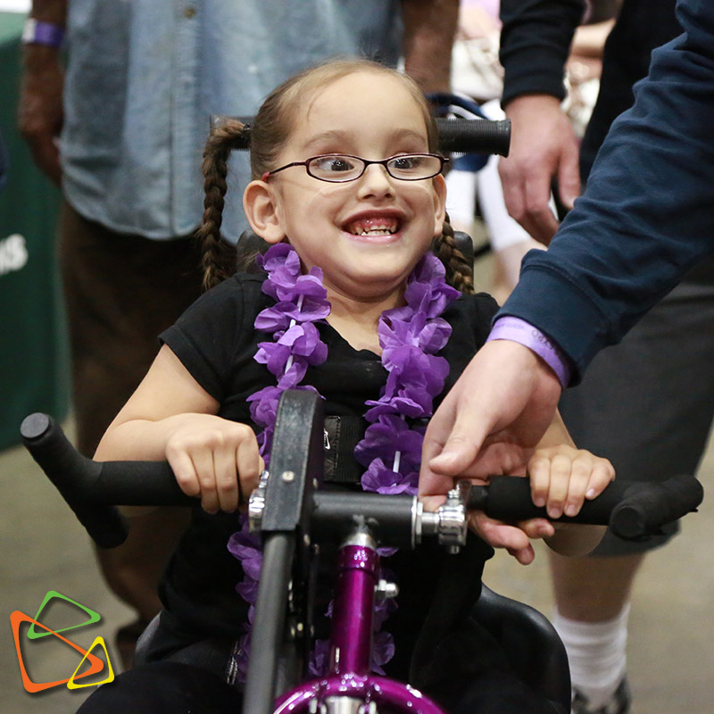 Freedom Concepts Adaptive Therapy Tricycles