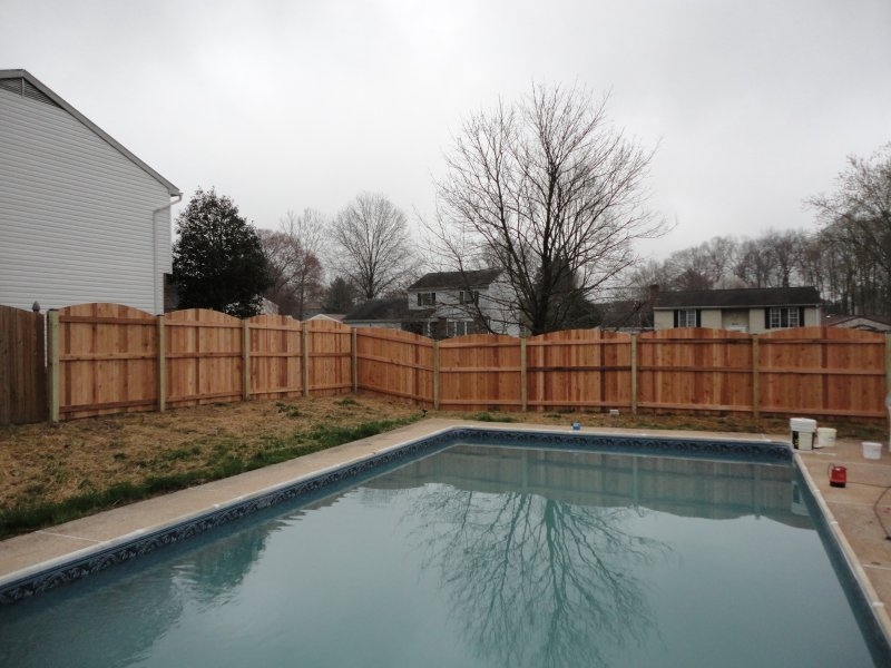 Maryland pool fence laws do i need a pool fence for In ground pool fence ideas