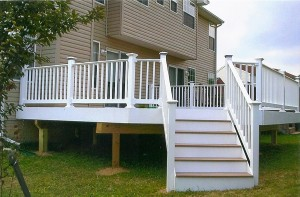 Baltimore Deck Maintenance