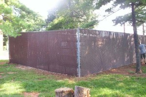 Chain Link Fence Bel Air
