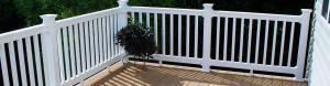 Low Maintenance Deck Railings
