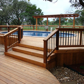 Deck Amp Fence Company Baltimore County Md Belair