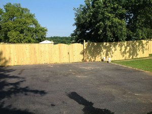 Fence 116