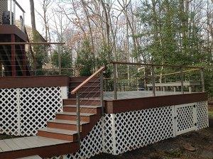 Low Maintenance Deck 27